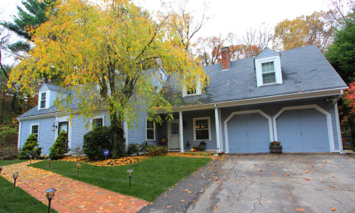 SOLD! – Dover Road, Westwood MA