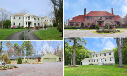 Upcoming Open Houses In Westwood MA