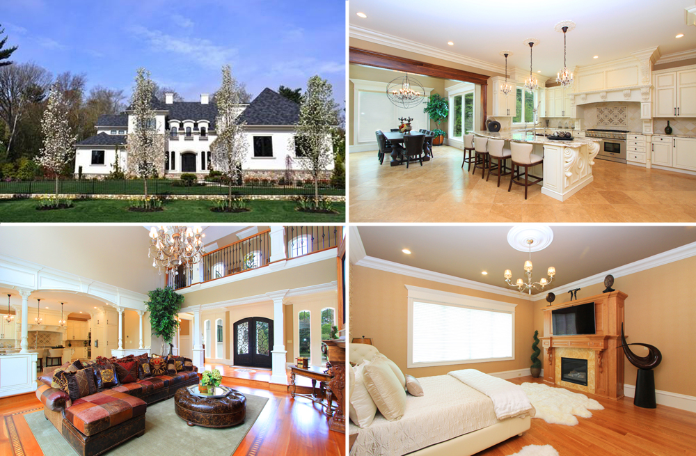 Beautifully Constructed Home For Sale   Bay Colony Drive, Westwood MA