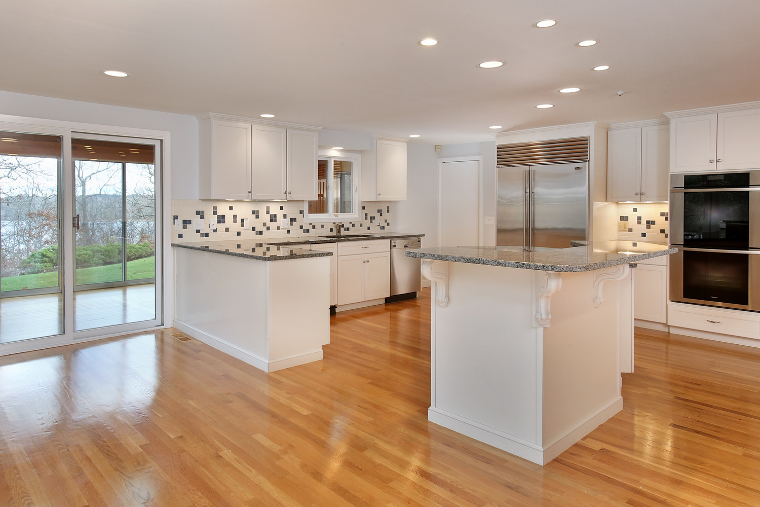 Midcentury modern home for the millennial lifestyle for Contemporary homes for sale in ma