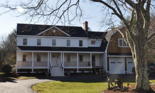 Customize This Farmhouse Colonial – Westwood, MA