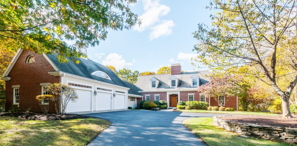 Custom Built Home For Sale - 24 Longmeadow Drive, Westwood MA