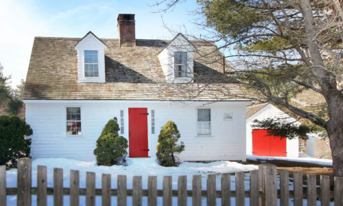 Historic Sherborn Home Under Agreement In 1 Week
