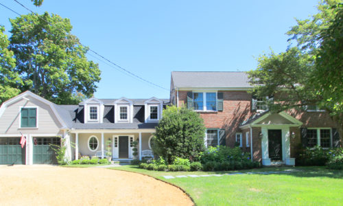 New Listing First Glance! High Street, Dedham MA