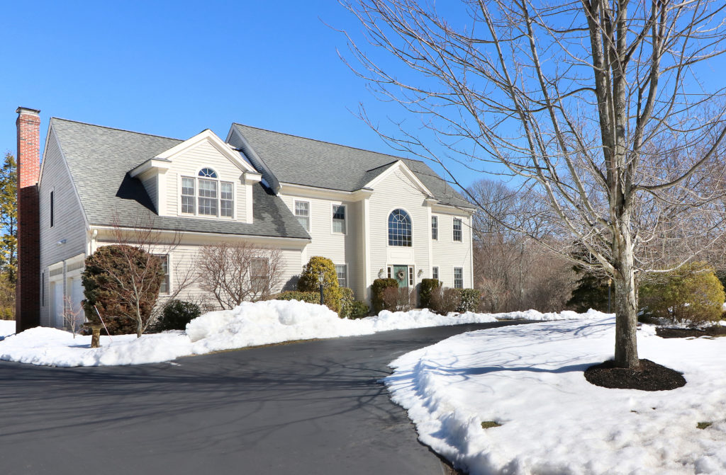 603 Hartford Street, Westwood MA - Colonial For Sale
