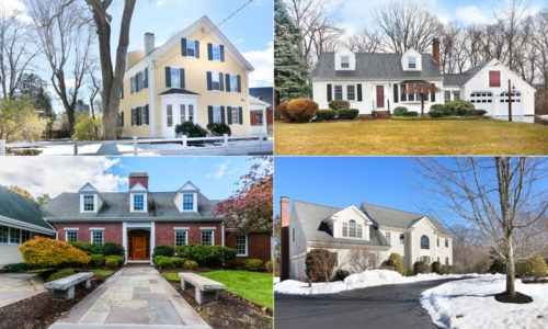 Open Houses This Weekend in Dedham, Westwood & Norwood