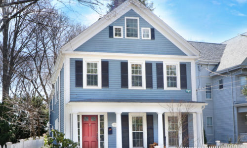 New Listing First Glance! 494 Washington Street, Dedham MA