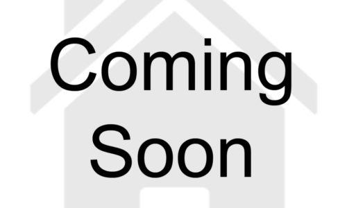Coming Soon! New Exclusive Listing