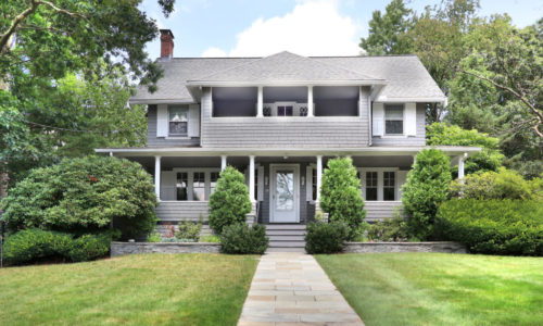 Victorian Style Home For Sale in Needham
