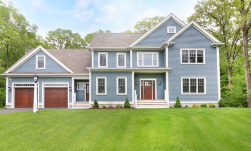 Newly Built Colonial With Great Location