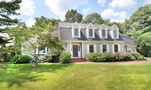 Like New Home in Westwood is Sold!