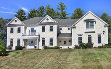 Front Exterior Photograph of 60 Mill Brook Avenue in Walpole MA