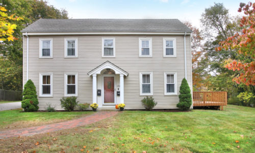 Historic Home Under Agreement In 2 Weeks