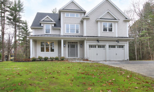 Privately Set New Construction For Sale