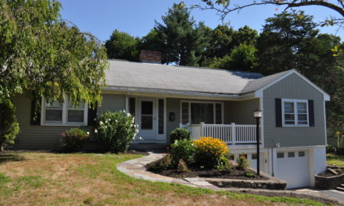 Renovated Ranch Style Home Sold
