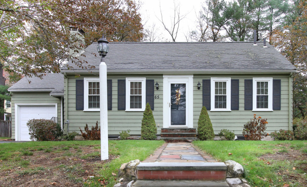 Another home under agreement - 65 Sexton Avenue, Westwood MA
