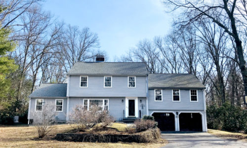 Colonial In Great Commuter Location Is Under Agreeement