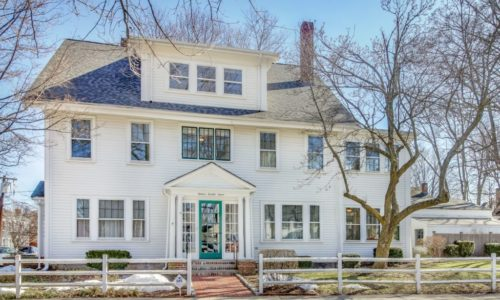 Colonial Home For Sale In Rarely Available Franklin Square Location