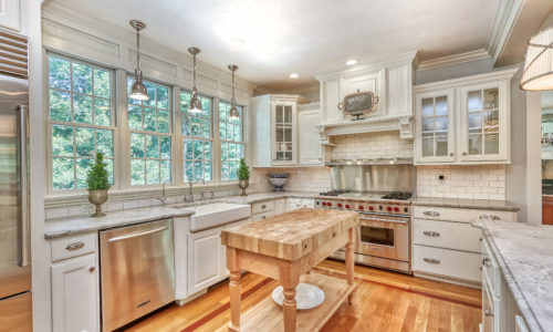 Photograph of Kitchen at 17 Camp Road, Foxboro MA
