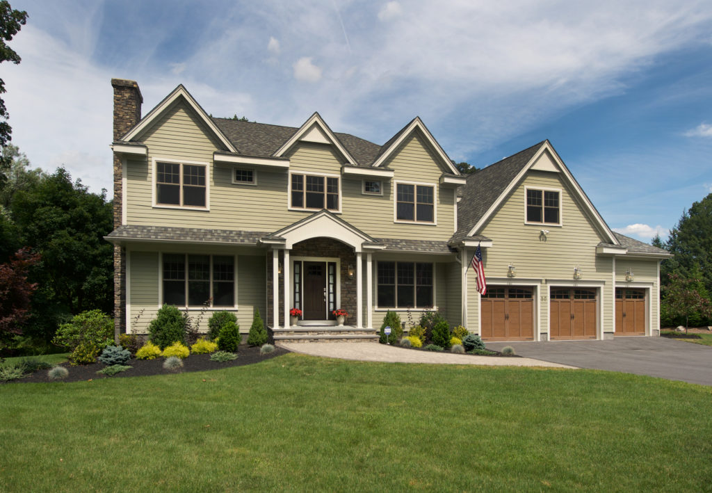 Front Exterior Photograph of 50 Pleasant Valley Road, Westwood MA